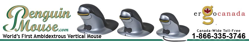 Penguin Mouse Header Image